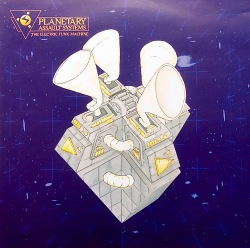 PLANETARY ASSAULT SYSTEMS / The Electric Funk Machine