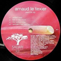 ARNAUD LE TEXIER / Weird Life EP