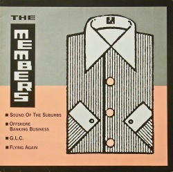 THE MEMBERS / 4-Track EP