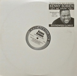 KENNY BOBIEN / Let Me Show You