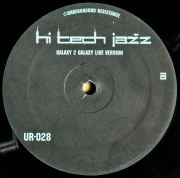 GALAXY 2 GALAXY / Hi Tech Jazz (Live Version)