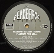 PLANETARY ASSAULT SYSTEMS / Planetary Funk Vol. 4