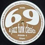 69 / 4 Jazz Funk Classics