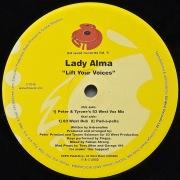 "LADY ALMA / Lift Your Voices 12"""