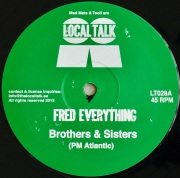 FRED EVERYTHING / Brothers & Sisters