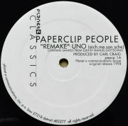 PAPERCLIP PEOPLE / Remake