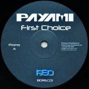 ALI PAYAMI / First Choice