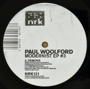 PAUL WOOLFORD / Modernist EP #3
