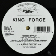 KING FORCE / Doggie Style