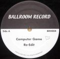 YELLOW MAGIC ORCHESTRA・MOTOWN SOUNDS / Computer Game (Re-Edit)・Bad Mouthin' (Remix)