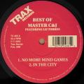 MASTER C & J Featuring LIZ TORRES / Best Of Master C & J