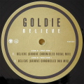 GOLDIE / Believe (Groove Chronicles Remixes)