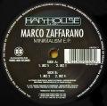 MARCO ZAFFARANO / Minimalism E.P.