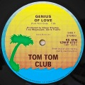 TOM TOM CLUB ・ Mr.Yellow / Genius Of Love ・ Yella