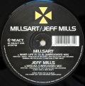 MILLSART ・ JEFF MILLS / Inner Life ・ Medusa