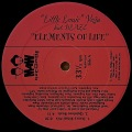 """LITTLE LOUIE""VEGA Feat. BLAZE / Elements Of Life"