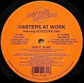 MASTERS AT WORK Featuring SCREECHIE DAN / Give It To Me