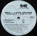 MAW Featuring LOUIS SALINAS / Pienso En Ti (I Think Of You)