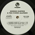 GEORGE CLINTON & THE P-FUNK ALLSTARS / Summer Swim