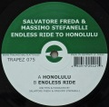 SALVATORE FREDA & MASSIMO STEFANELLI / Endless Ride To Honolulu