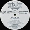 FAST EDDIE Featuring SUNDANCE / Git On Up