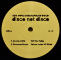 V.A. / Disco Not Disco