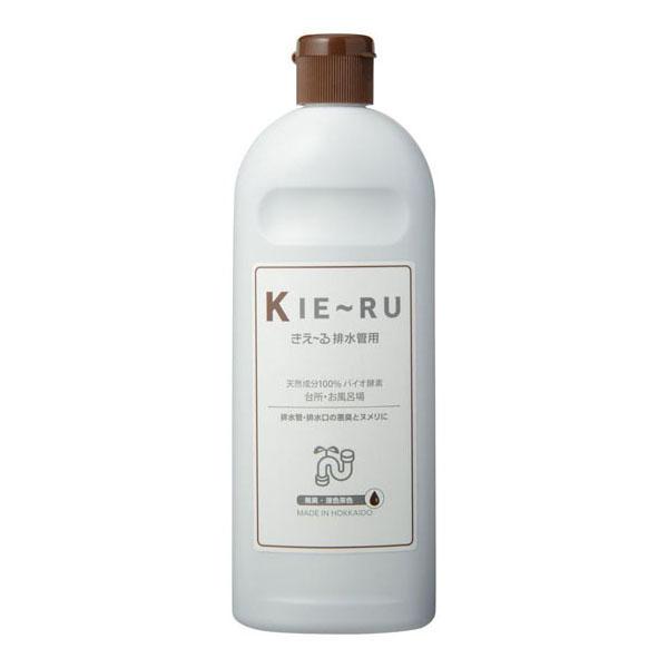きえ~るU 排水管用 ボトル500ml