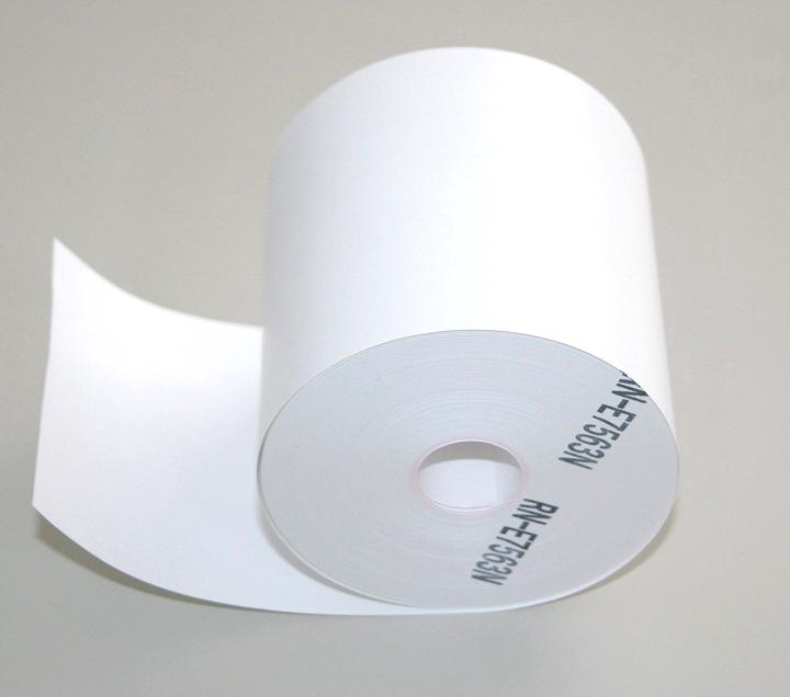 サーマルロール紙 白色