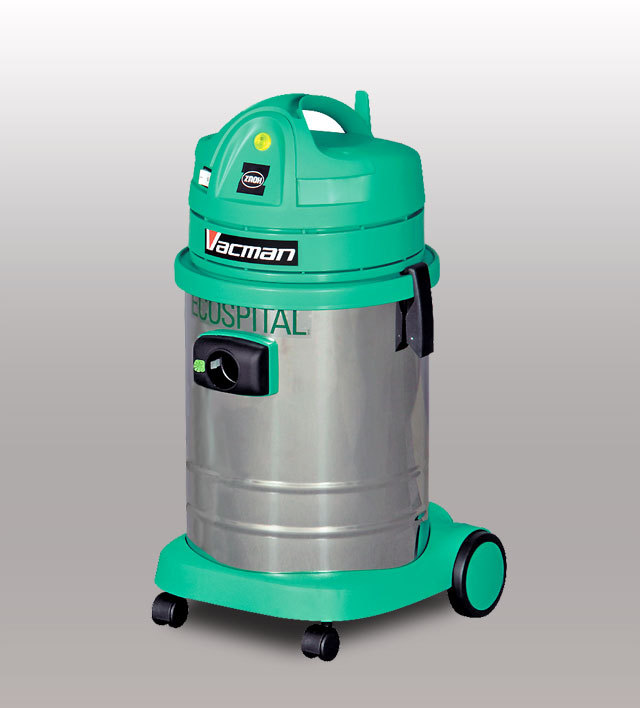 HEPAフィルター搭載業務用掃除機エコスピタル画像