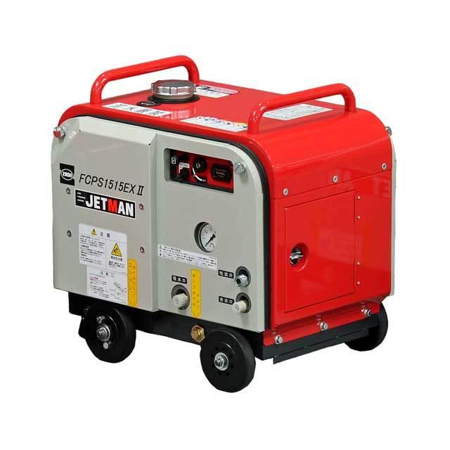静音型エンジン式高圧洗浄機FCPS1515EX2画像