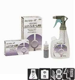 ジェイスプレー除菌トイレルーム用洗剤
