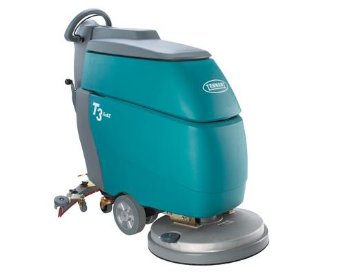 テナント自動床洗浄機T3画像