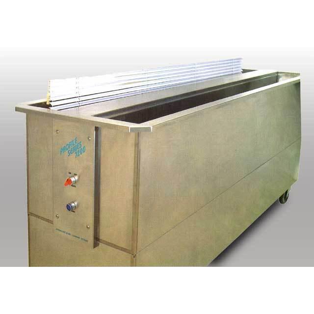 超音波ブラインド洗浄機ウルトラソニック75画像