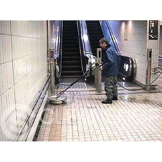 スピンショット3現場写真