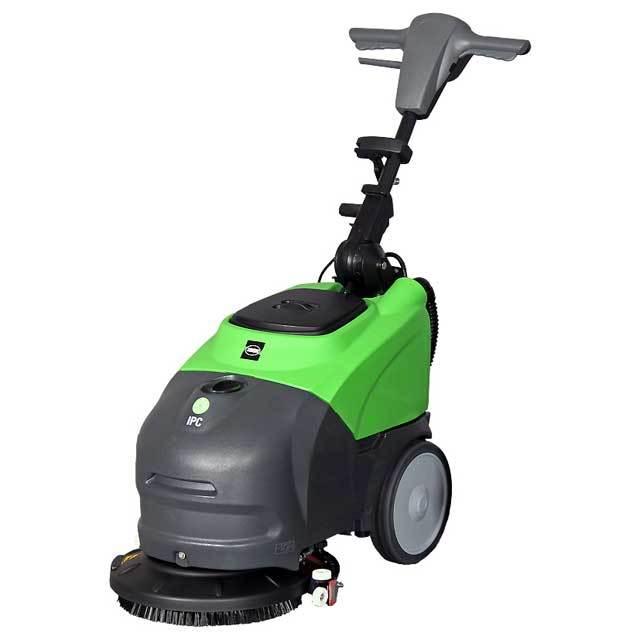 小型床洗浄機スクラブメイトミニ350E画像