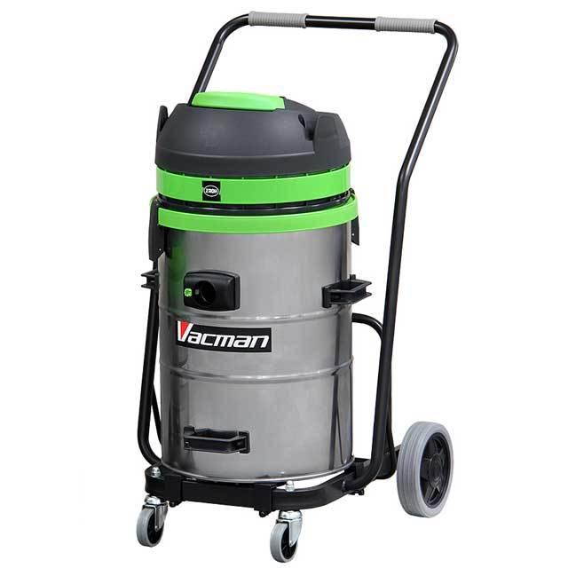 蔵王産業工業用掃除機バックマンS22T画像