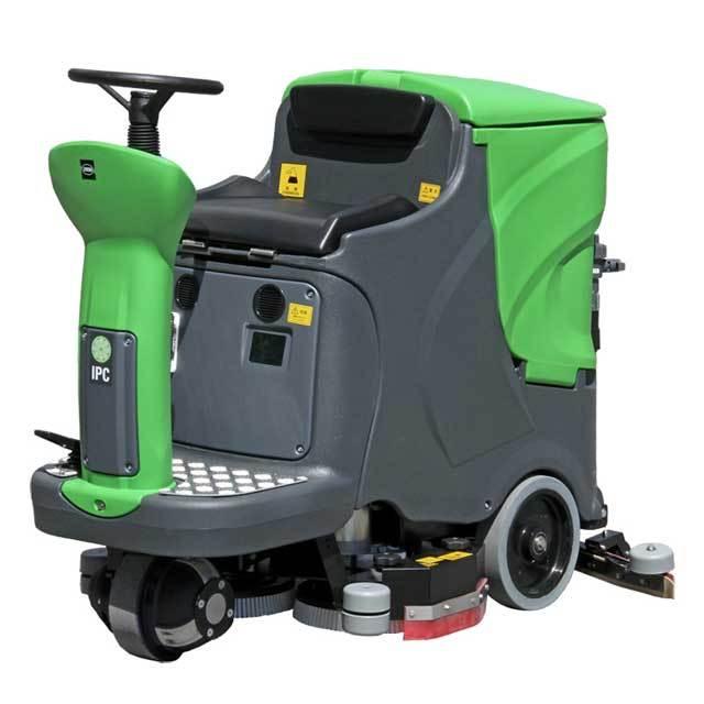 蔵王産業搭乗式自動床洗浄機スクラブメイト700RB画像