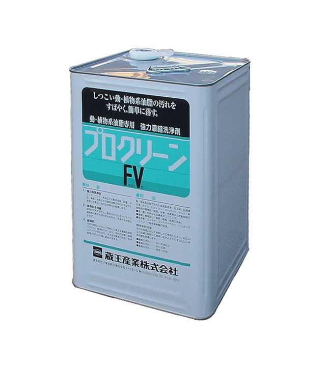 工業用洗剤プロクリーンFV画像