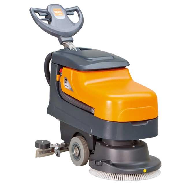 ディバーシー超小型自動床洗浄機スウィンゴ455B