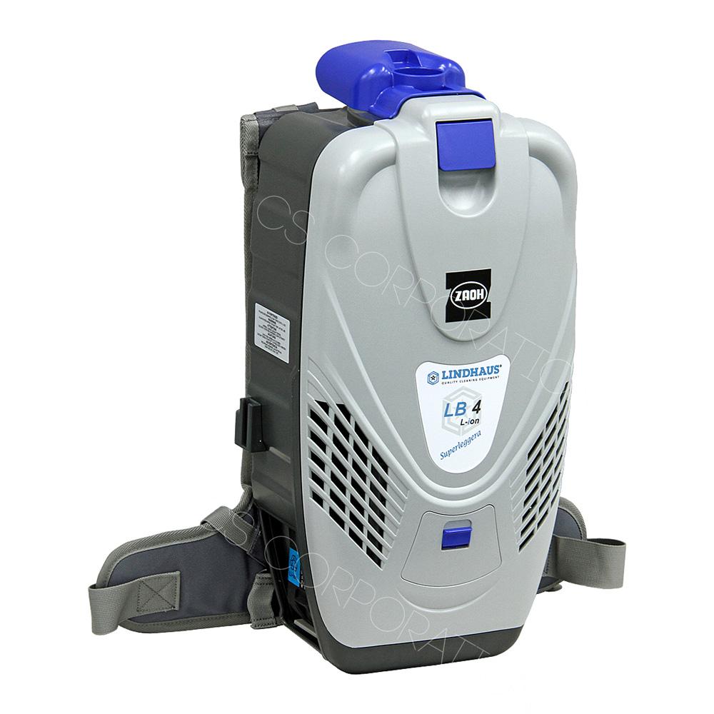 蔵王産業背負式コードレス掃除機 バックマンマルチフォースLB4Li
