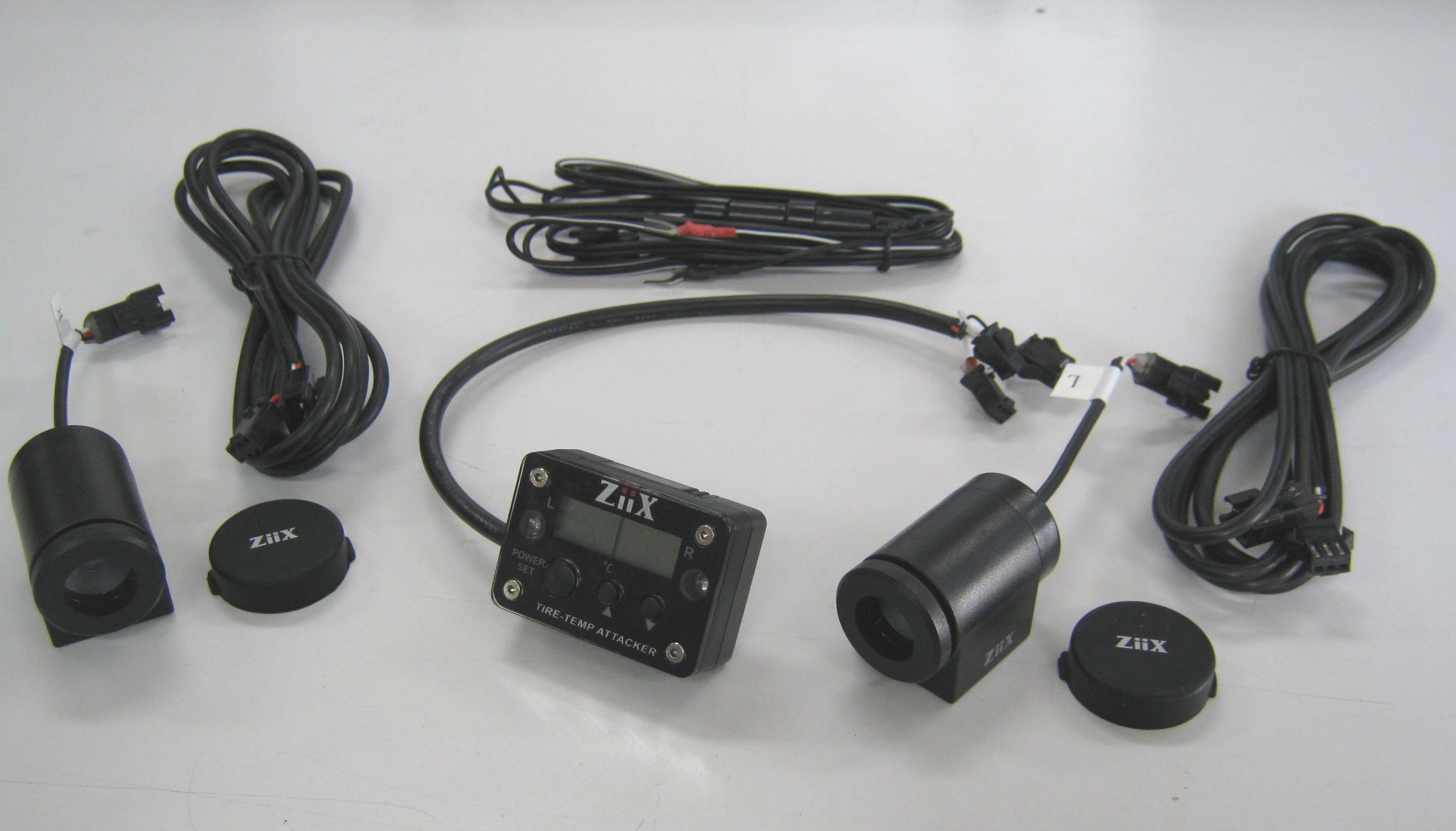 ZiiX タイヤテンプアタッカー(2セット)