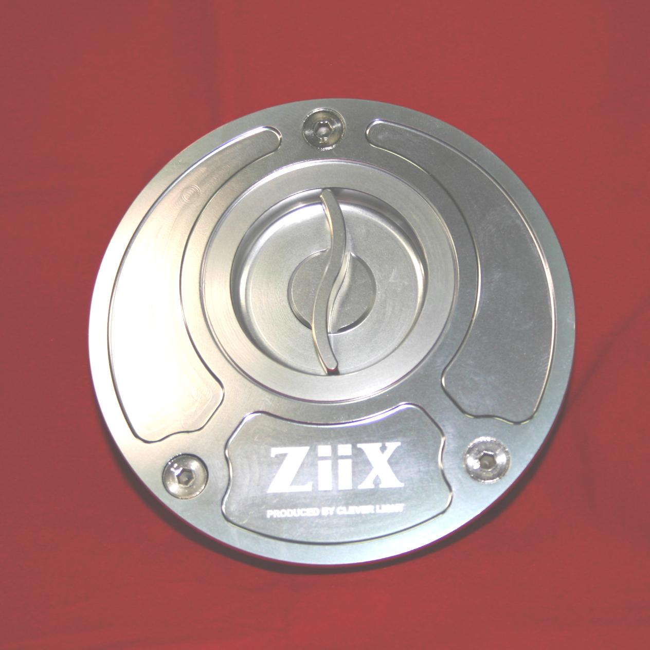 ZiiX タンクキャップ(ヤマハ/DUCATI)