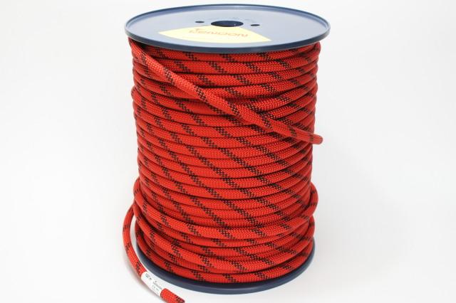 テンドン スタティックプロNFPA 11mm100m レッド【40Kn】