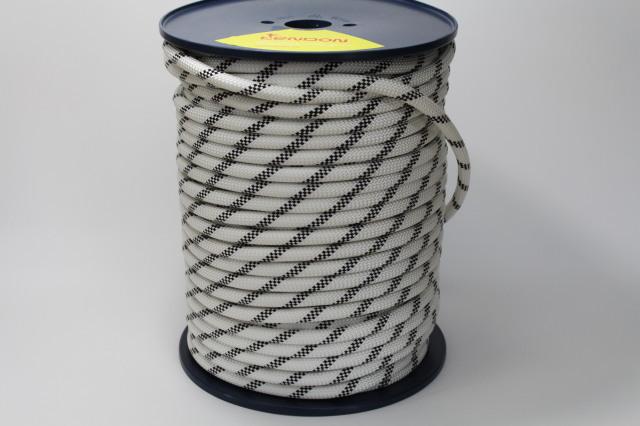 テンドン スタティックプロNFPA 11mm100m ホワイト【40Kn】
