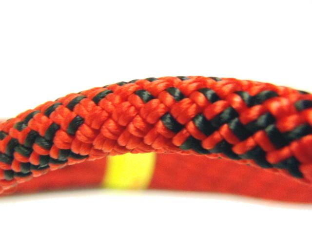 テンドン クライミングロープ アンビション ダブル 7.9mm 50m コンプリートシールド加工 レッド