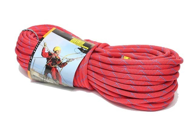 HTPスタティックロープ 11mm 50m スターリン レッド