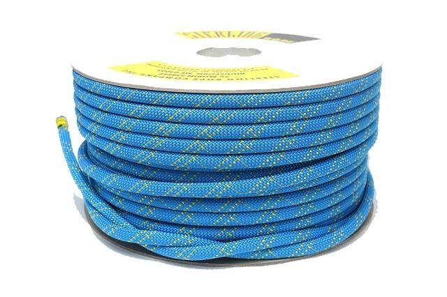 HTPスタティックロープ 12.5mm 100m スターリン ブルー