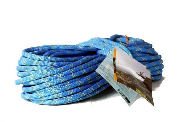 HTPスタティックロープ 12.5mm 50m スターリン ブルー