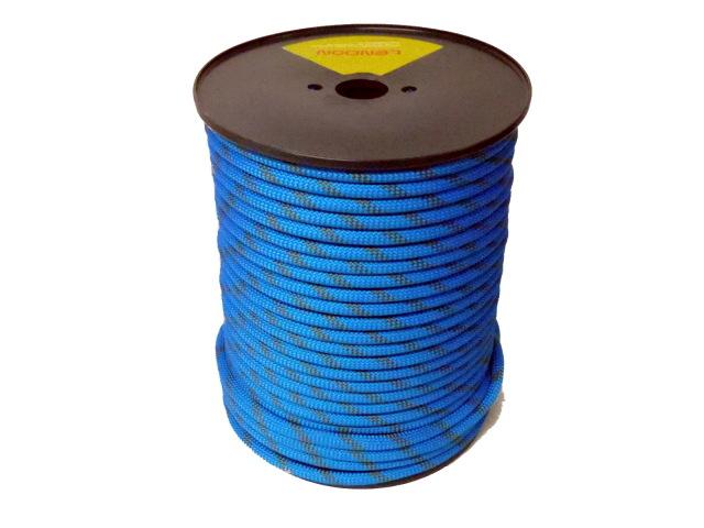 テンドン スタティックプロNFPA 11mm100m ブルー【40Kn】