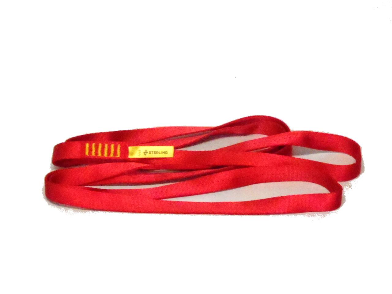 テープスリング ナイロン 120cm(レッド) スターリン社